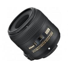 Объектив к фотокамере Nikon AF-S DX NIKKOR 40mm f/2.8G ED Micro