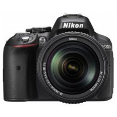 Фотокамера зеркальная Nikon D5300 Kit 18-140mm black