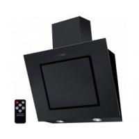 Вытяжка декоративная черная Ventolux TREVI 60 BK (1000) TC IT