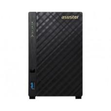 Сетевое хранилище без HDD Asustor AS3102T 2x2.5/3.5 SATA