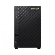 Сетевое хранилище без HDD Asustor AS1002T 2x3.5 SATA