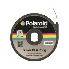 PLA картридж для 3D-принтера Polaroid ModelSmart 250s Silver (3D-FL-PL-6013-00)