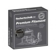 Нитка для PLA-картриджа Fishertechnik Black 500 гр (FT-539138)