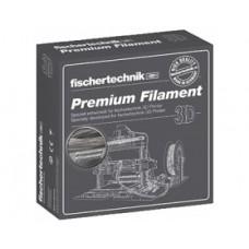 Нитка для PLA-картриджа Fishertechnik Silver 500 гр (FT-539141)