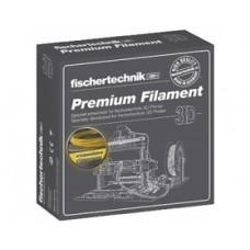 Нитка для PLA-картриджа Fishertechnik Yellow 500 гр (FT-539144)