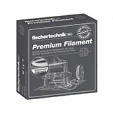 Нитка для PLA-картриджа Fishertechnik White 500 гр (FT-539139)