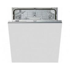 Посудомоечная машина встраиваемая Hotpoint-Ariston HIO 3T132 W O