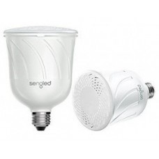 Умная лампа Sengled Pulse Master Kit 8W Bluetooth Alluminium (2xLED light with JBL BT Speaker) (C01-BR30EUMSP)