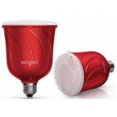 Умная лампа Sengled Pulse Master Kit 8W Bluetooth Candy Apple (2хLED light with JBL BT Speaker) (C01-BR30EUMSC)