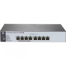 Коммутатор локальной сети (Switch) HP 1820-8G-PoE+ (J9982A)