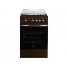Плита газовая Greta 1470-00/07а коричневая
