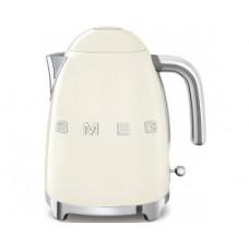 Электрический чайник Smeg KLF03CREU (кремовий)