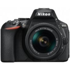 Фотокамера зеркальная Nikon D5600 Kit AF-P 18-55mm VR (VBA500K001)